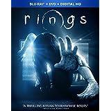 Rings (Blu-ray+DVD+Digital HD)