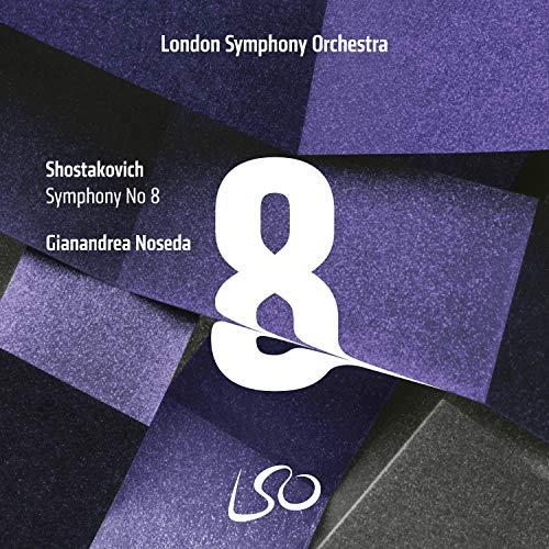 Shostakovich: Symphony No.8 by LSO LIVE