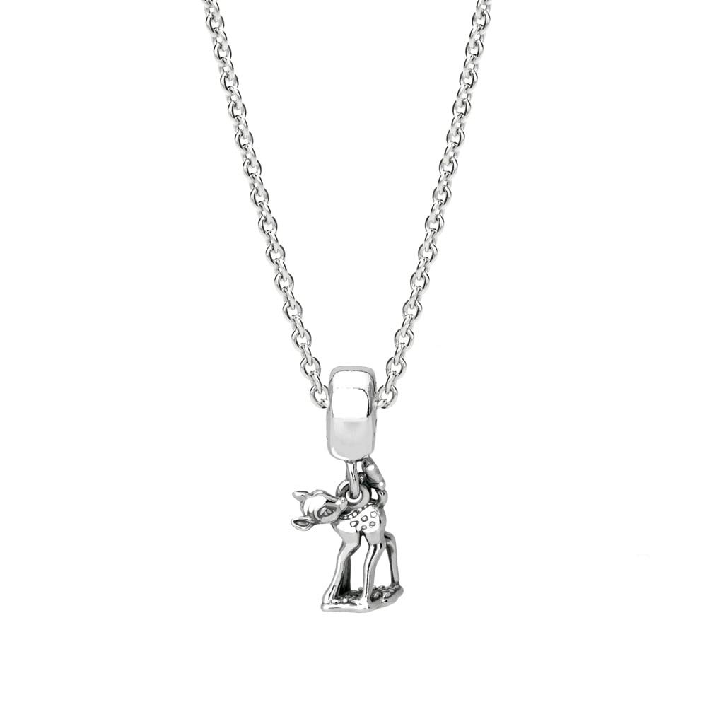 b5e0b5c5b Amazon.com: Pandora Sterling Silver Disney's Bambi Dangle Charm 796462:  Watches