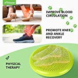 Trideer Inflated Wobble Cushion - Wiggle Seat for