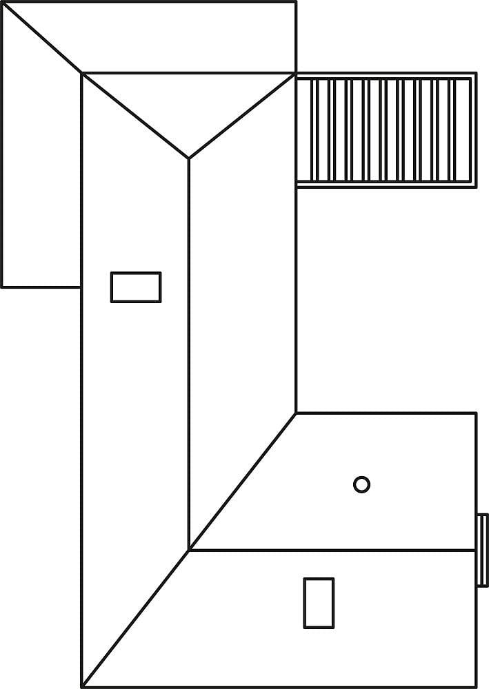 Vignoble F130908 Faller Restaurent Jardin Mod/élisme