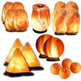 Executive Himalayan Salt Lamp Special Package Deal (16 Lamps)