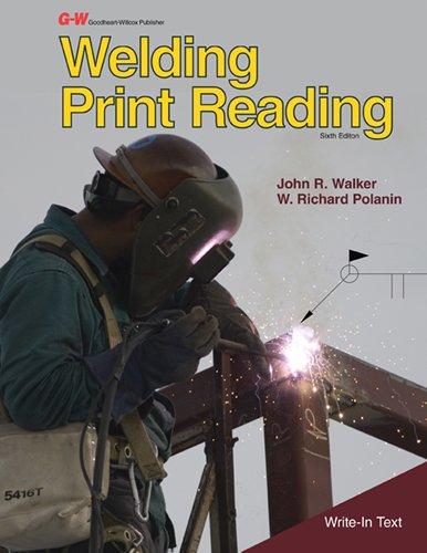 - Welding Print Reading