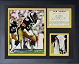 #6: Legends Never Die Jack Lambert Home Framed Photo Collage, 11x14-Inch