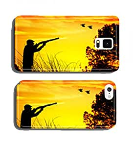 hunter in the bush cell phone cover case Samsung Note 4