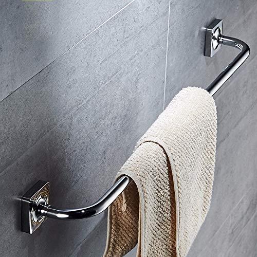 Yian-HYH@ Galjanoplastia Multifuncional Multiusos Barra Barra Barra de Toalla Cobre toallero unipolar baño Perforado montado en la Pared aa9d68