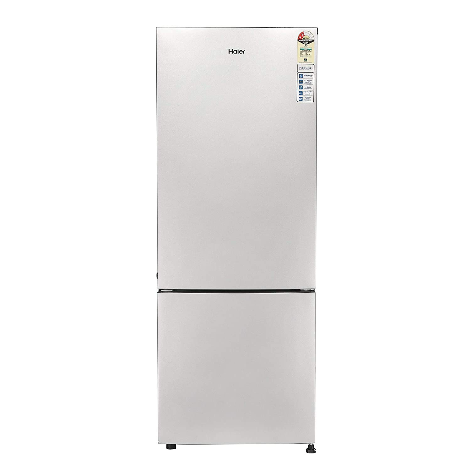 Haier 320 L 2 Star Inverter Frost-Free Double Door Refrigerator