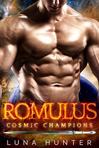 Romulus (Scifi Alien Romance) (Cosmic Champions)