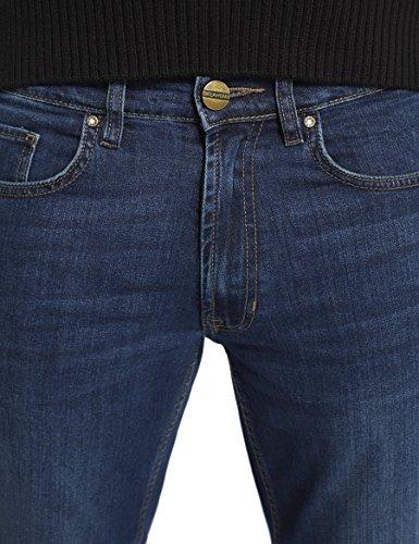 Hombre Oklahoma R140 Azul OD Jeans 32 Stone para 001 Mid Vaqueros TaqYTrn4