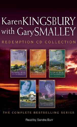 Karen Kingsbury Redemption Series Collection: Redemption, Remember, Return, Rejoice, Reunion