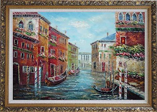 - BeyondDream Framed Oil Painting 24