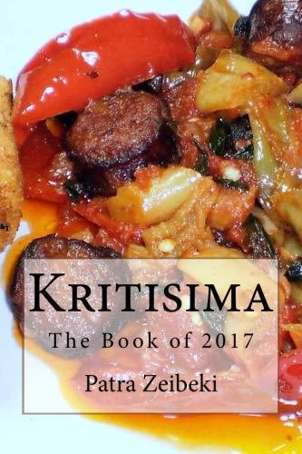 Kritisima: The Book of 2017 (Year 2017 English) (Volume 2) by Patra Zeibeki