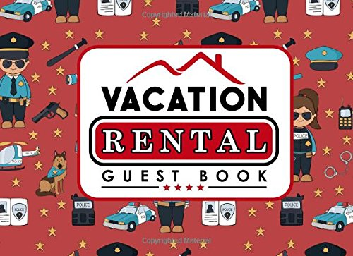 Download Vacation Rental Guest Book: Guest Book For A Cabin, Guest Book Vacation Rental, Guest Book For Lake House, Guest Sign In Book Vacation Rental, Cute ... (Vacation Rental Guest Books) (Volume 71) pdf