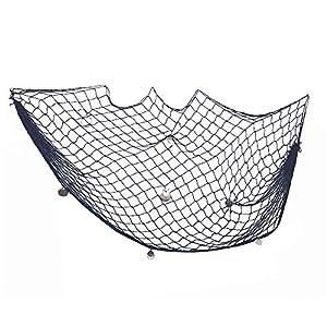 51eTfaFHvbL._SS300_ Nautical Fish Net Decor