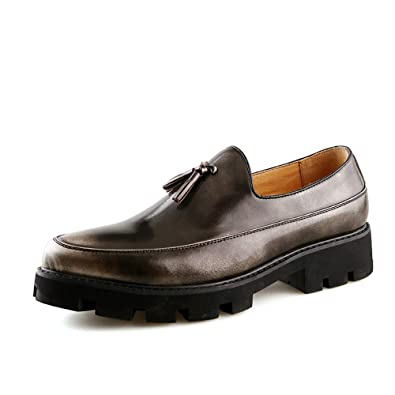 low priced 5b0ea ad35e TONGDAUR Pantalone Moda Casual Oxford alla Moda Comoda ...