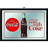 Nostalgic Art ノスタルジックアート スピーゲルミラー Coke 80716 30×20cm