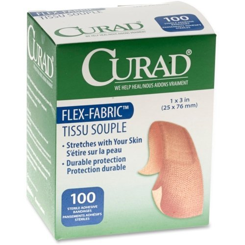Medline Comfort Cloth Adhesive Bandage - 1