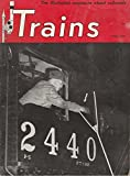 img - for Trains. The Illustrated Magazine About Railroads, Volume 9, Number 10, August 1949 book / textbook / text book