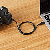 Amazon Basics USB 2.0 Charger Cable - A-Male to