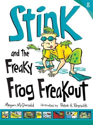 Stink and the Freaky Frog Freakout PDF