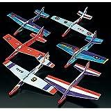 Foam Airplane Gliders (4 dz) by Fun Express