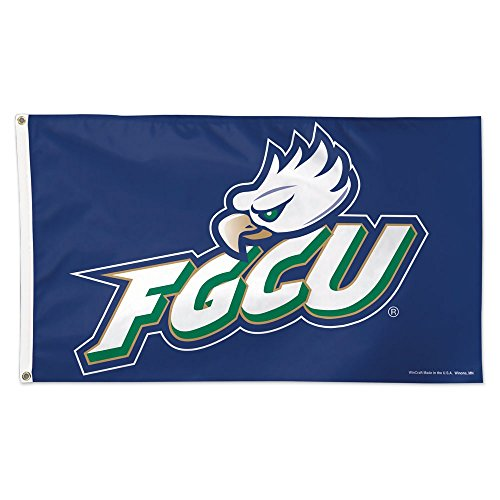 FGCU Eagles 3 x 5' Foot Deluxe Flag