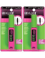 Maybelline New York Great Lash Washable Mascara Makeup...