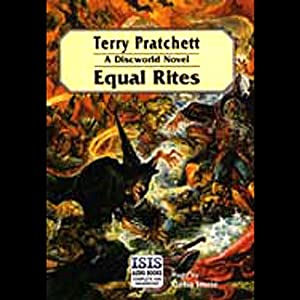 Equal Rites Audiobook