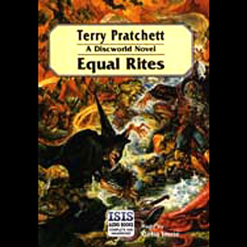 Equal Rites: Discworld 3 Audiobook [Free Download by Trial] thumbnail