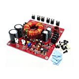 Boost Power Supply Board DC12V To Dual 32V For 350W HiFi Amplifier Car Amp