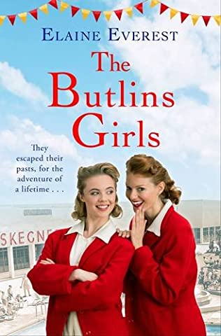 book cover of The Butlins Girls