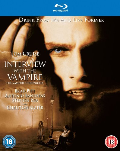 Interview With the Vampire [Blu-ray] (Region Free)
