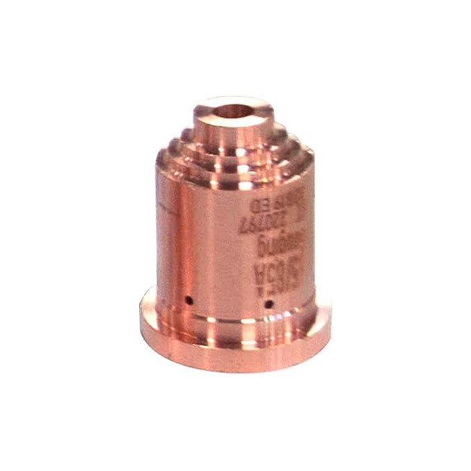 5pcs Plasma Nozzle 120927 for PMX 1250 1650 RT80 Shielded Handheld Mechanized