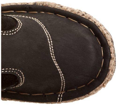 Solerebels Icon Ser2 v Lux Lux femmes Noir 6 Mocassins Solerebels rqwrt
