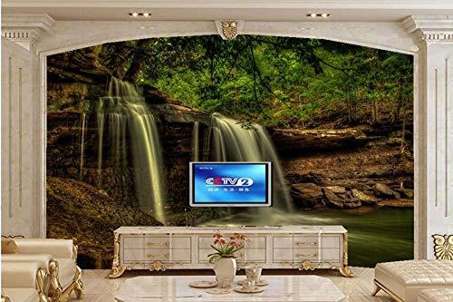 (XLI-You 3D Wallpaper Waterfalls USA Falls West Virginia Nature Wallpapers Restaurant Dinig Room Tv Sofa Wall Bedroom Kitchen Wallpaper Murals 3D Sticker Mural 150cmX100cm)