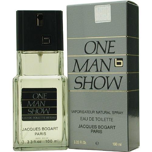 Jacques Bogart One Man Show Eau De Toilette Spray  for Men,