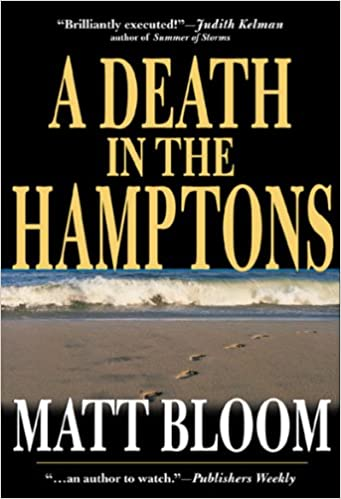 Book A Death in the Hamptons