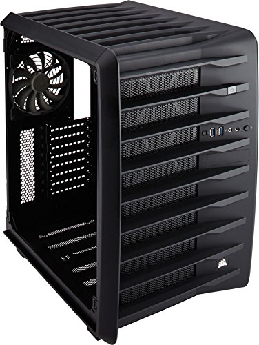 Corsair Carbide Series Air 740 - High Airflow ATX Cube Case (CC-9011096-WW) by Corsair (Image #8)