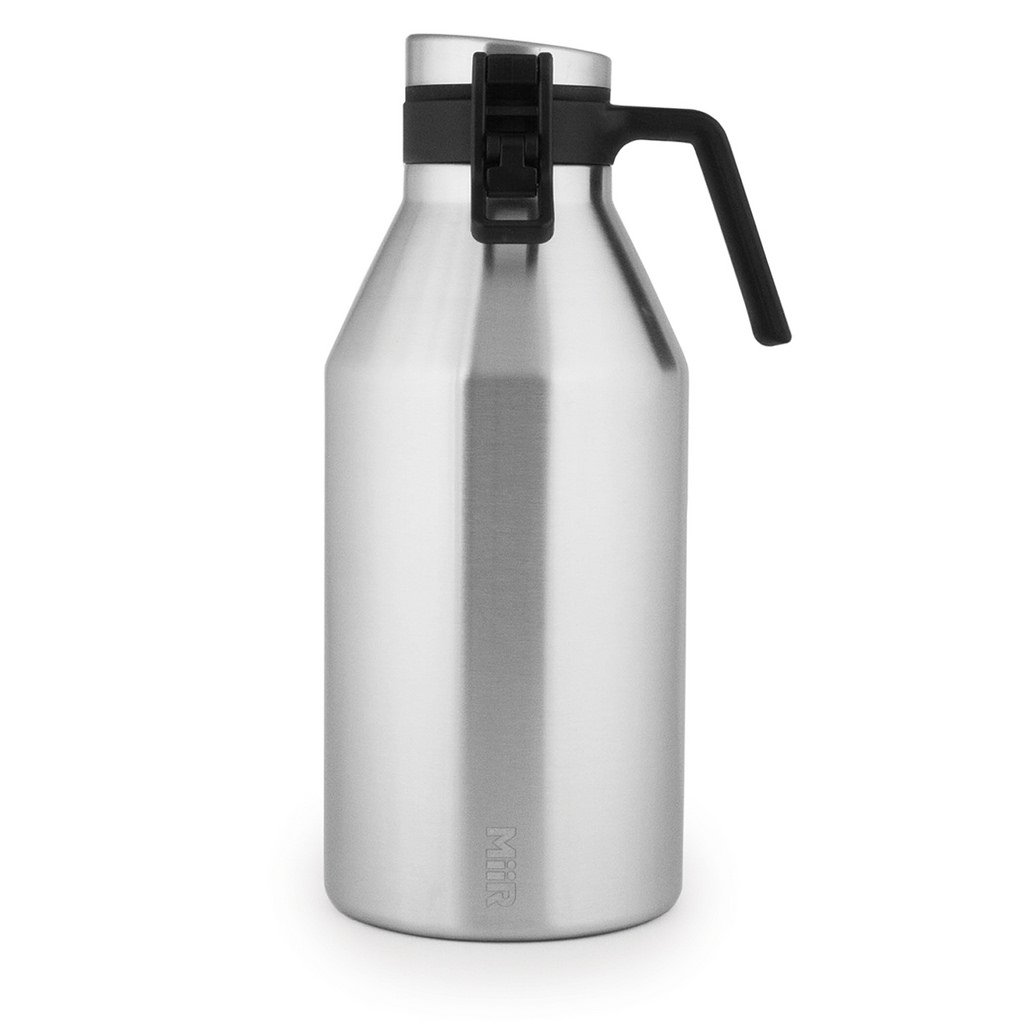 MiiR 64oz Insulated Growler for Beer - Stainless