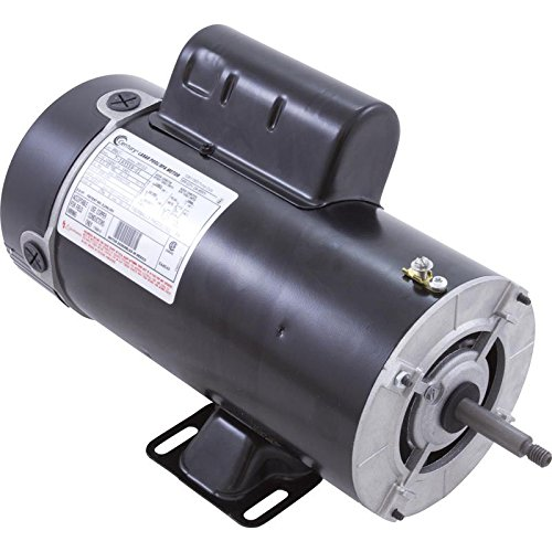 A.O. Smith BN-63 48 Frame Thru-Bolt 4HP 230V 2 Speed Pool and Spa Pump Motor