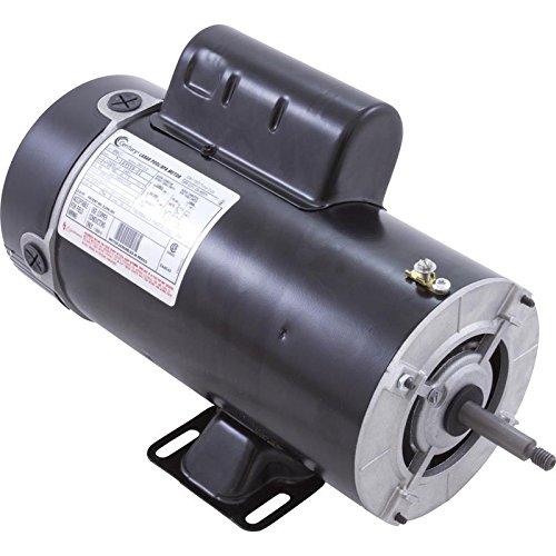 A.O. Smith BN-63 48 Frame Thru-Bolt 4HP 230V 2 Speed Pool and Spa Pump Motor - 48 Frame Thru Bolt Motor