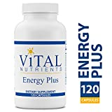 Vital Nutrients – Energy Plus – Non-Stimulatory Herbal Energy Support – 120 Capsules For Sale