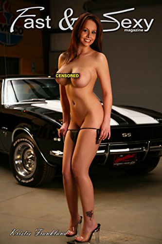 Nude Model with 1967 Camaro SS Poster (12x18 inches) (Camaro Poster)