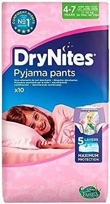Huggies 4-7 years DryNites For Boys 10 Pyjama Pants by Huggies