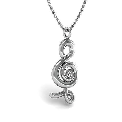Collana In Argento 925 Hakuna Matata Simbolo Ciondolo Soan Jewelry