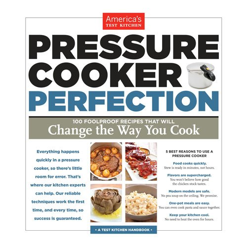 Fagor 8 Qt. Duo w/ America's Test Kitchen 'Pressure Cooker Perfection' Cookbook by Fagor (Image #3)