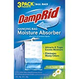 DampRid Hanging Bag 16-Ounce, 3-Pack, Fresh Scent