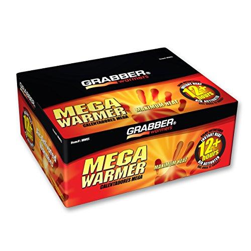 Discount Hunting Boots - Grabber Warmers Grabber 12+ Hours Mega Warmers, Maximum Heat- 30 count box