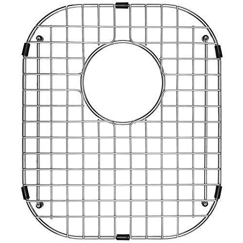 Serene Valley Sink Protector and Kitchen Sink Bottom Grid NDG1518, 304 Premium Stainless Steel, dim 12