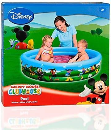 Euroweb Piscina hinchable para bebés Mickey Mouse Club House ...